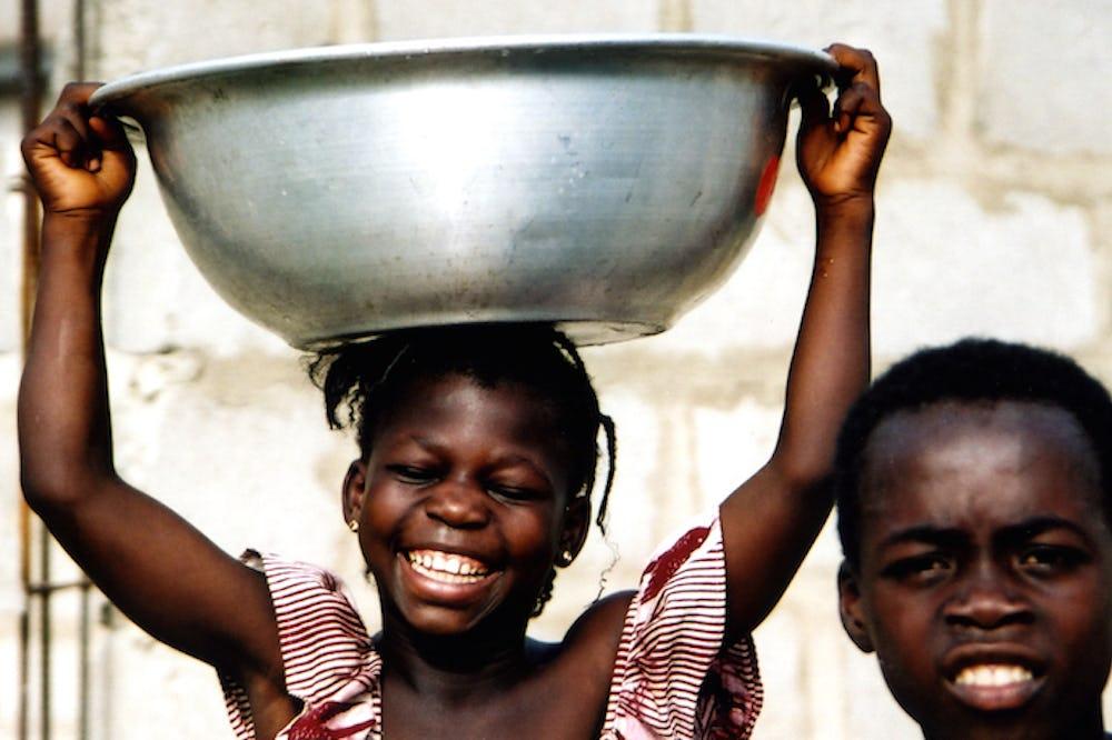 Volunteer Ghana - USIT Ireland