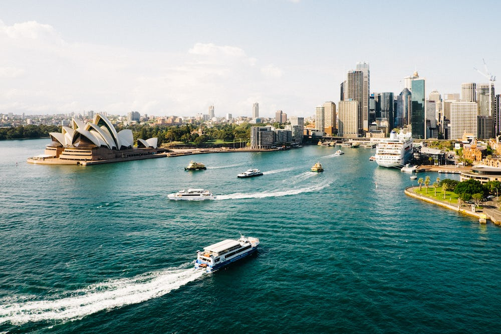Working Holiday Visa for Australia - USIT Ireland